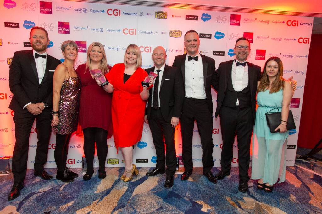 Utility Week Awards 2019 - Smaller Others - Aniseed Photo-140