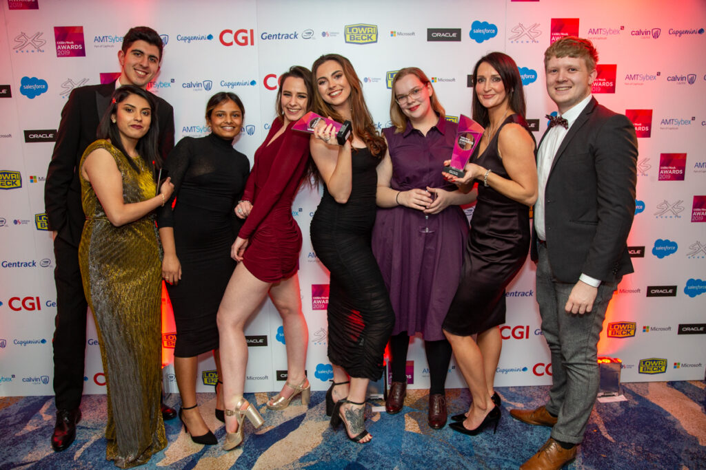 Utility Week Awards 2019 - Smaller Others - Aniseed Photo-144