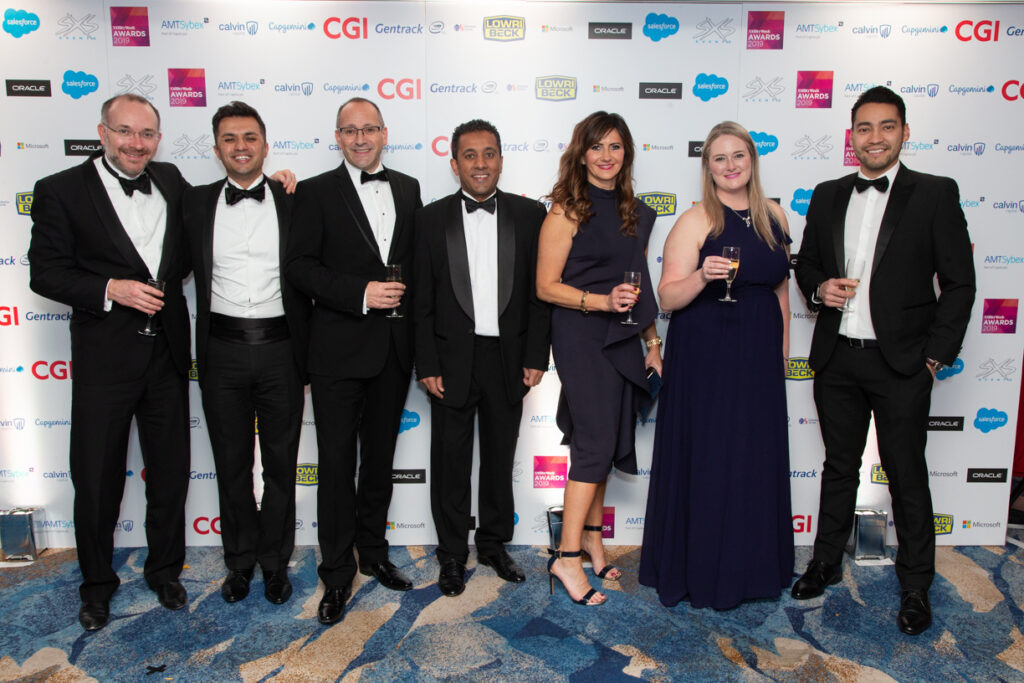 Utility Week Awards 2019 - Smaller Others - Aniseed Photo-62