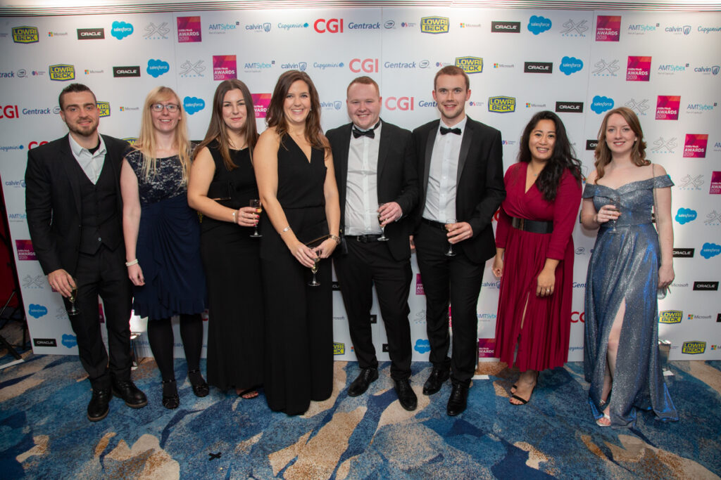 Utility Week Awards 2019 - Smaller Others - Aniseed Photo-68
