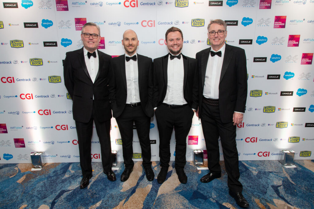 Utility Week Awards 2019 - Smaller Others - Aniseed Photo-70