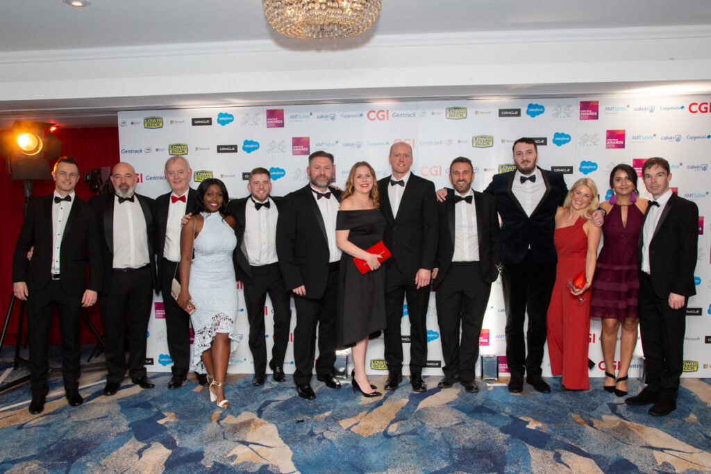 Utility Week Awards 2019 - Smaller Others - Aniseed Photo-74