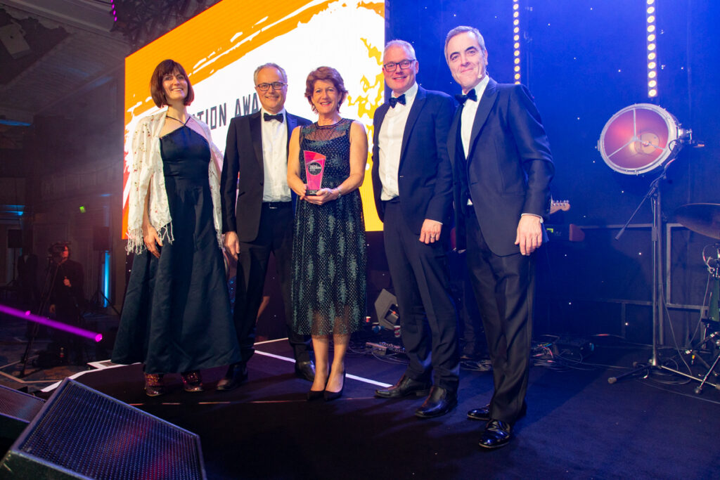 Utility Week Awards 2019 - Smaller Winners - Aniseed Photo-10