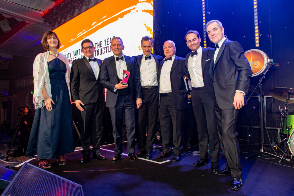 Utility Week Awards 2019 - Smaller Winners - Aniseed Photo-14