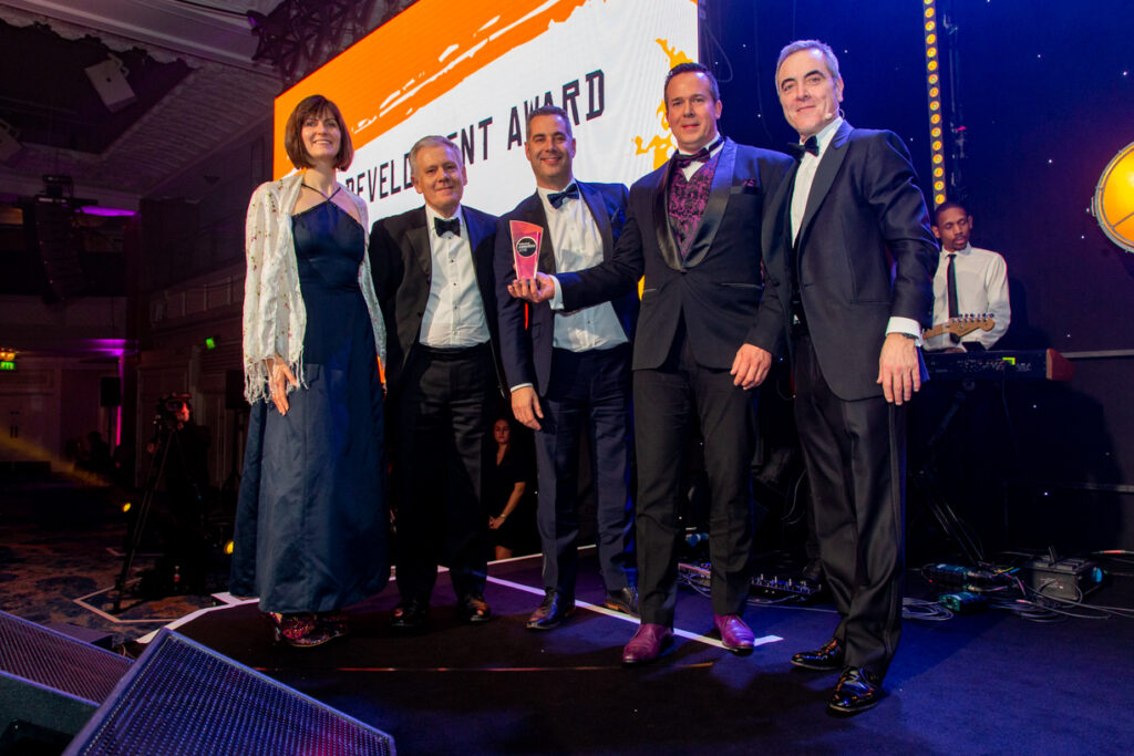 Utility Week Awards 2019 - Smaller Winners - Aniseed Photo-16
