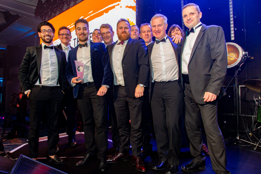 Utility Week Awards 2019 - Smaller Winners - Aniseed Photo-17