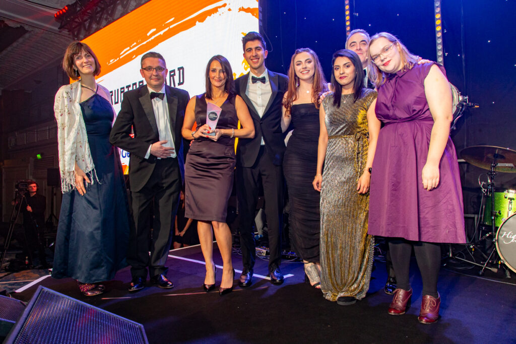 Utility Week Awards 2019 - Smaller Winners - Aniseed Photo-19