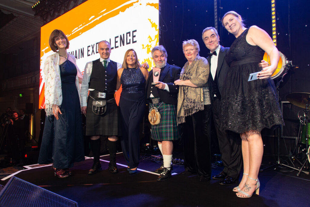 Utility Week Awards 2019 - Smaller Winners - Aniseed Photo-20