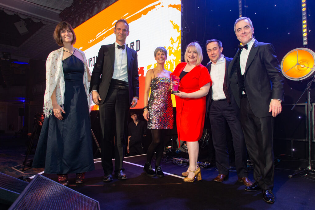 Utility Week Awards 2019 - Smaller Winners - Aniseed Photo-21