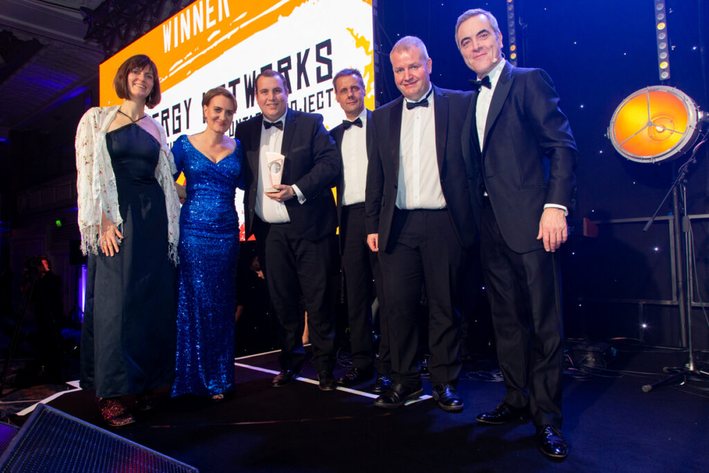 Utility Week Awards 2019 - Smaller Winners - Aniseed Photo-8